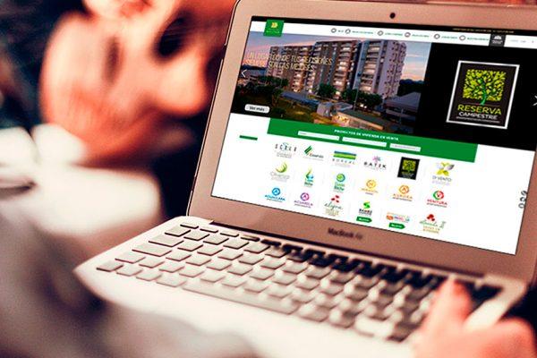 Constructora Bolivar Cali - página web