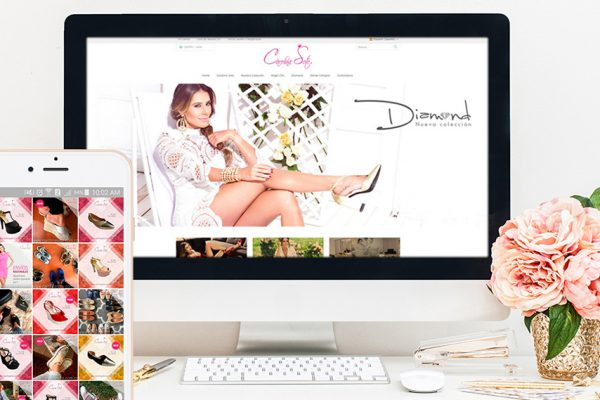 Carolina Soto - página web